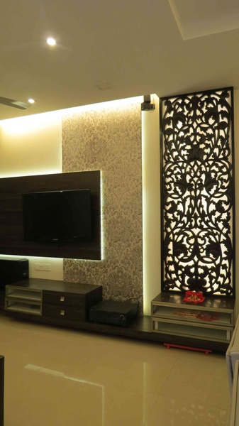 2bhk Flat By Priyanka Jadhav Interior Designer In Navi Mumbai Maharashtra India