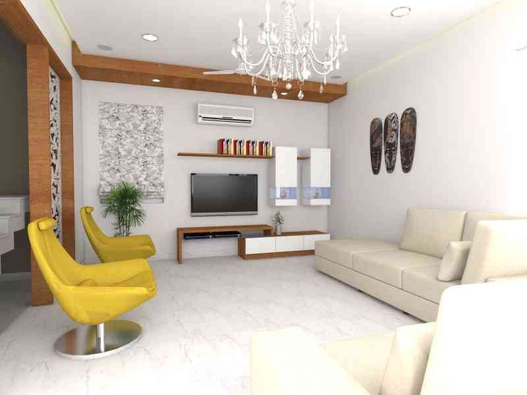 House At Secunderabad by Asha Consultants, Architect in Hyderabad ...