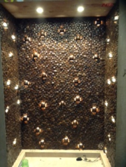 BACK LIT COCO WALL PANELS