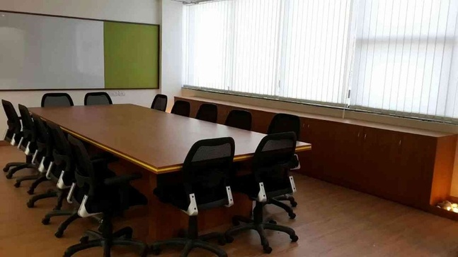 Conference Room Design Idea Interior Designer Arnav Khanna