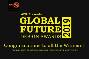 APR GLOBAL FUTURE - DESIGN AWARDS 2019