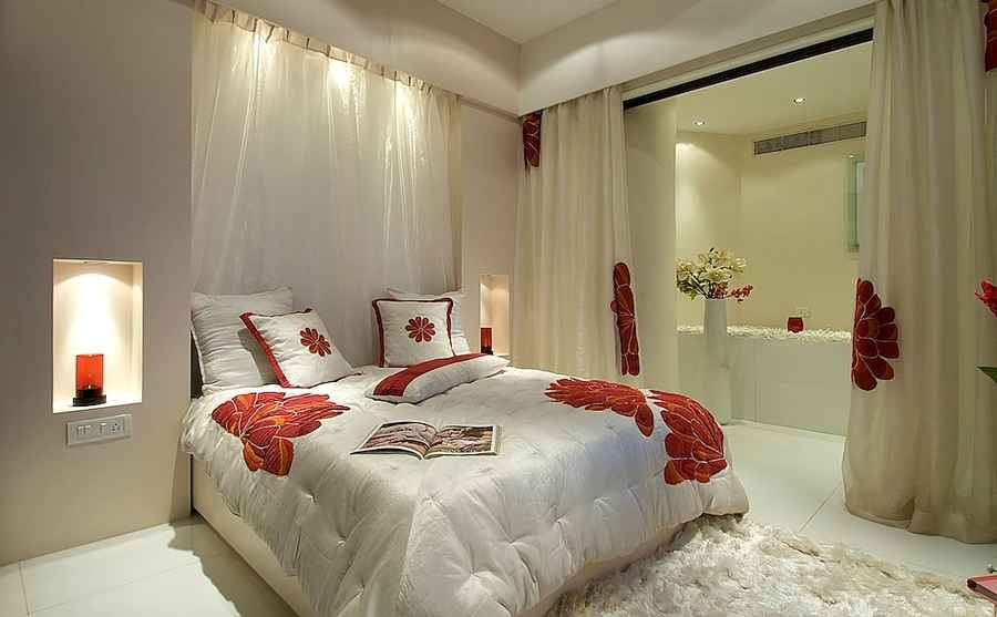 rna pallazo 2bhk show flat by Shahen Mistry, Interior Designer in ...