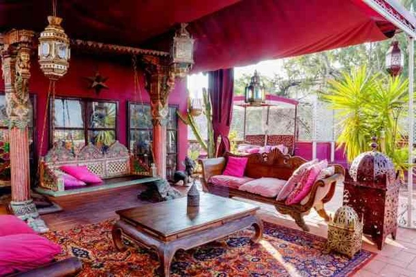 Ethnic Indian Decorating Ideas