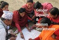 Gender Voices in Urban Planning and Human Habitat Development Framework