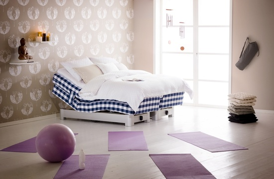 Hästens Novoria Adjustable Bed