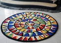 Pattaya Round Hand-tufted Wool Rugs