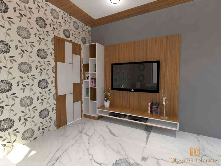 Mrguntur Residential Apartments Classical Contemporary Interior Design