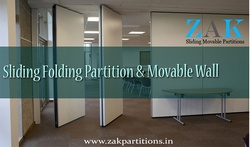 Acoustic MOVABLE Partition Manufacturer India