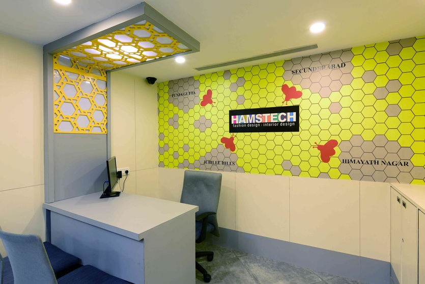 Interior For Hamstec By Arun Ryakam Architect In Hyderabad Telangana India