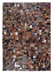 Malboro Luxury Leather Rugs