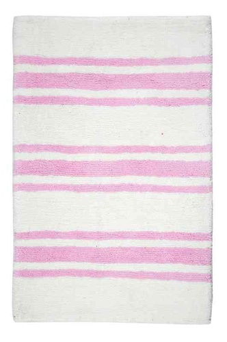 Strata Soft, Textured Bathroom Rugs