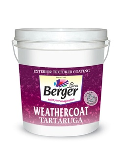 Tartaruga Water Resistant Paint (Certified by Architects) - Berger WeatherCoat Tartaruga
