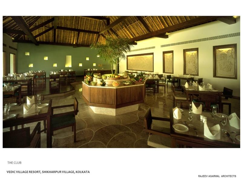 Vedic Village Resort Kolkata By Rajeev Agarwal Architect In New DelhiDelhi India