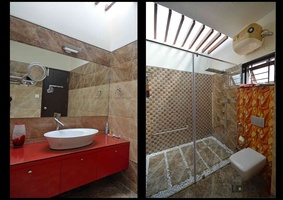 Skylight bathrooms