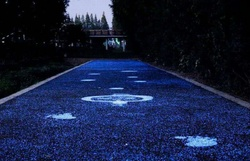 Glowing Path – Energy-saving Lights