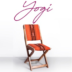 Naga Yogi Folding Chair