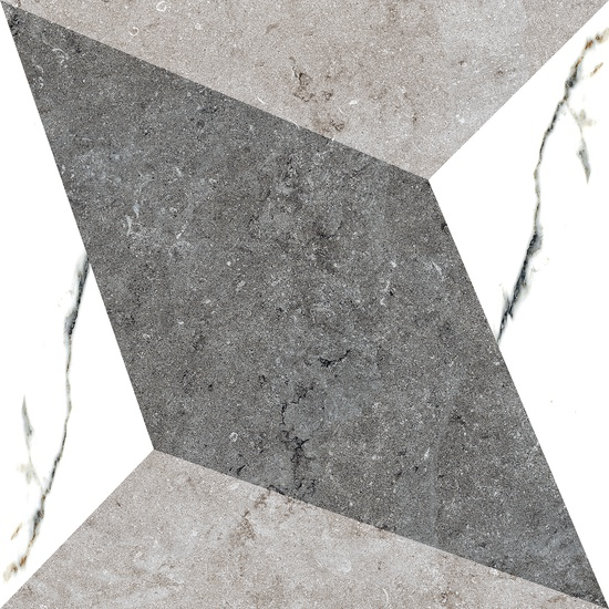 600 x 600 Polished Glazed Vitrified Tiles (3D)