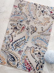 Paisley Semi Wool Rugs