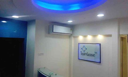 Office Interiors designed and made