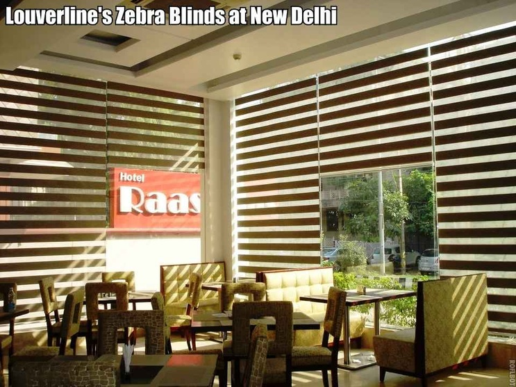 Symphony Blinds in Home decor