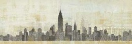 Empire Skyline Poster