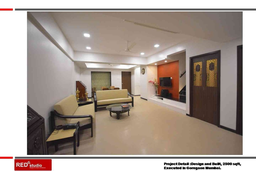3bhk Row House By Sameer Sherawale, Interior Designer In
