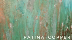 Patina + Copper