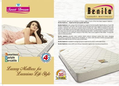 Benito Luxury Mattress