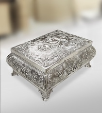 Buy Jewelry Box Antique Flower