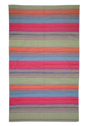 York Hand Woven Cotton Rugs