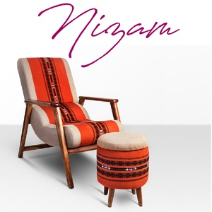 Naga Nizam Lounge Chair