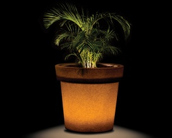 Eloisa 90 Illuminated Planter
