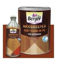 Berger Woodkeeper Easy Clean 2K PU
