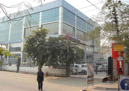 Mahindra Dealer Showrooms in Noida