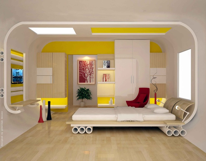 Bedroom Interior Design Chennai