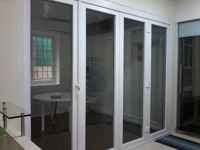 Slide and Fold or Bi-Fold Doors