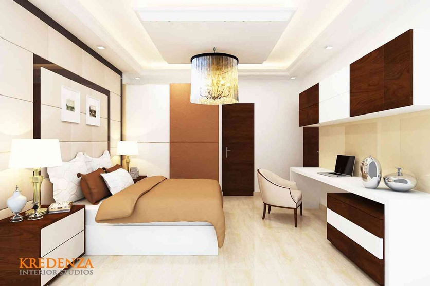 Apartment interiors at jain heights bangalore by kredenza - Apartment interiors in bangalore ...