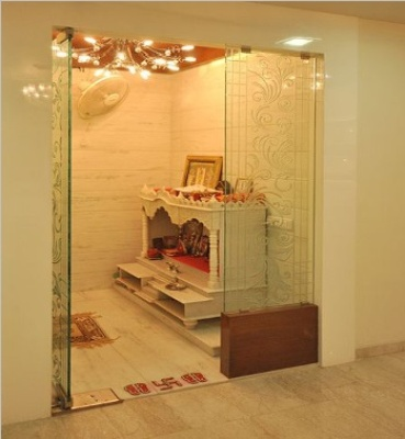 Glass Door, Image Source: homemakeover.in