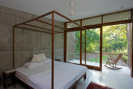 Guest Bedroom and Verandah