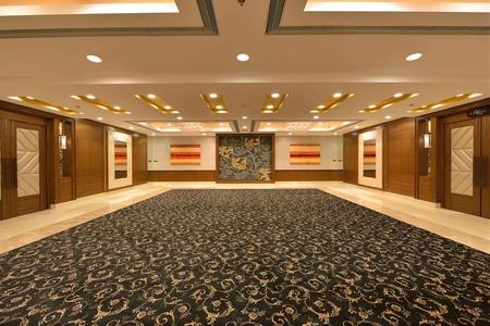 Inner Banquet Hall. Ketan Sheth Interior Designer