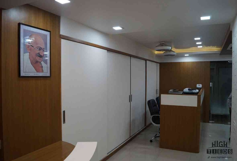 Office Coridor Design Office Passage Design High Tieds Interior Design Ahmedabad