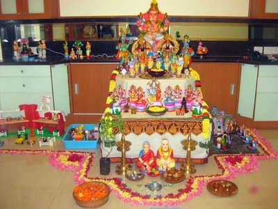 Navratri Home Decor