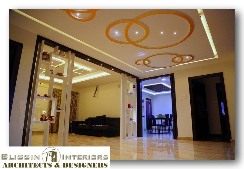 3 BHK Luxury Apartment In Hyderabad By Blissin Interiors Interior