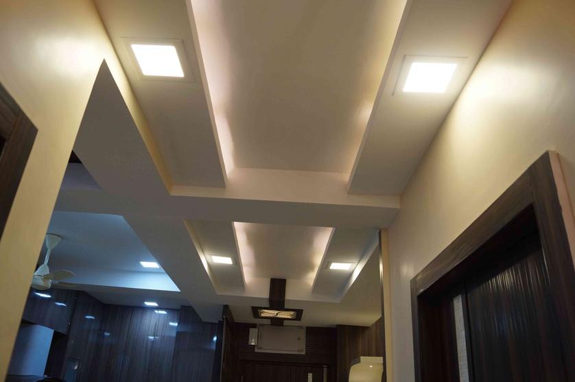Corridor Design Ceiling: Niche Interiors By Arpita Doshi, Interior Designer In