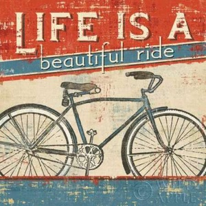 Beautiful Ride I Poster