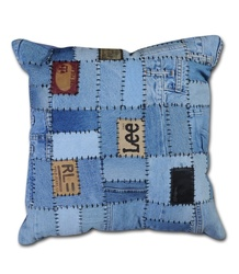 Brio Recycled Denim Cushions