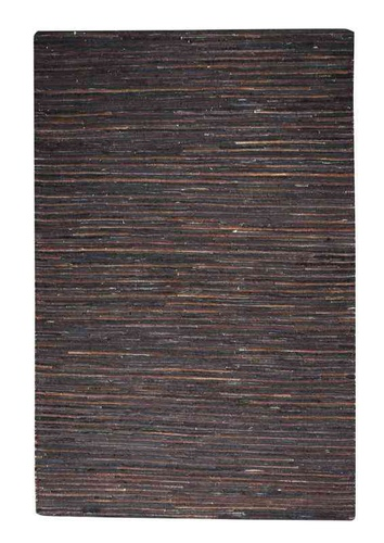 Riviera Modern Leather Rugs
