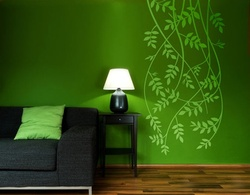 Drooping Vines Wall Decal ( KC040 )