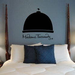 Madam Tussauds Wall Decal ( KC211 )