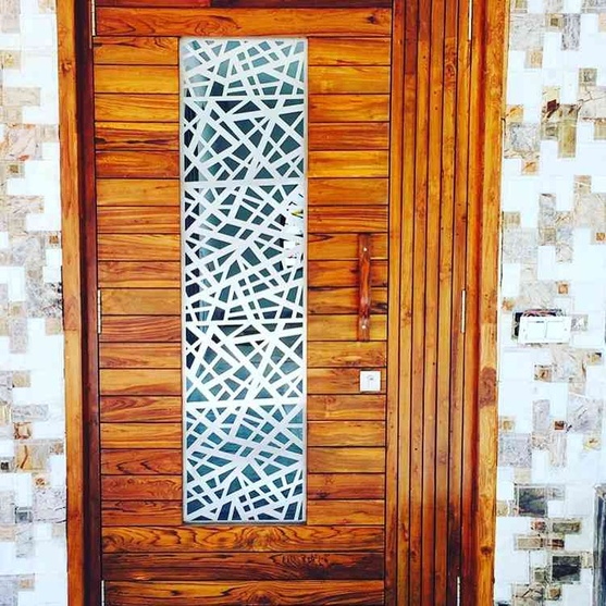 Safety Door By Nimit Shah Interior Designer In Vapi